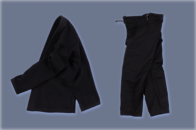 93 Brand Standard Issue Black Gi